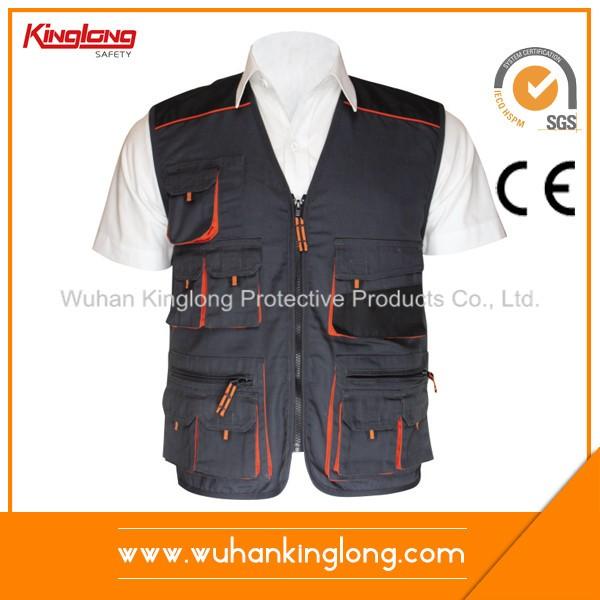 Durable Oxford fabric Emerton vest