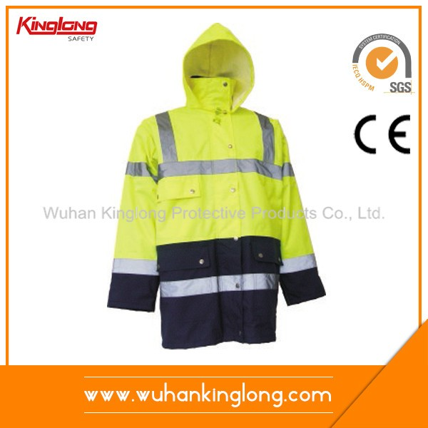 High Visibility Water Proof Winter Parka