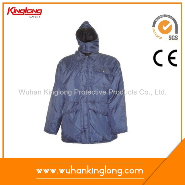 Warm Waterproof 100%Polyester Padding Winter Parka