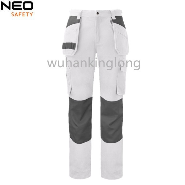 100%Cotton Fashion Twill Work Cargo Trousers
