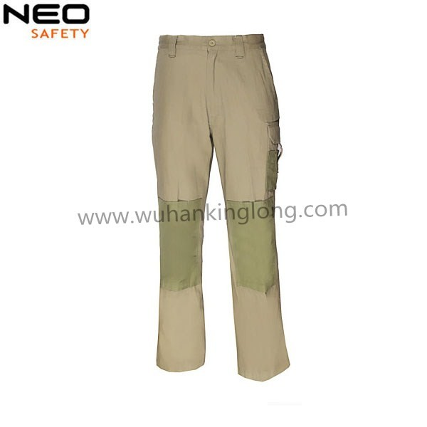 100%cotton cool high quality workwear uniform cargo pants trousers for men
