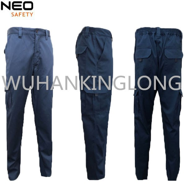 Men Work Cargo Pants With Multi Pockets