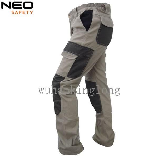 Multi Pockets Fashion Style Stretch Cargo Pants