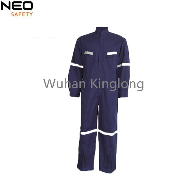 Manufacturer Custom Hi Vis Safety Workwear Coverall For Mens