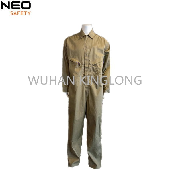 Mens UL fire resistance coverall with cheap price