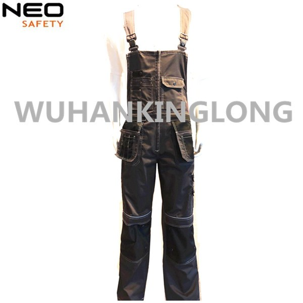 Multi Pockets High Quality Working Bibpants Overall