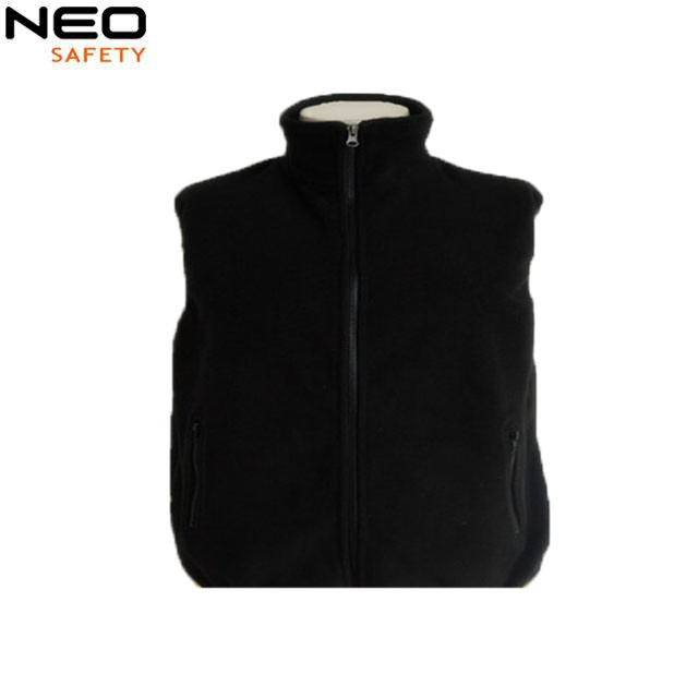 winter clothes  factory supply mens working polar fleece Vest