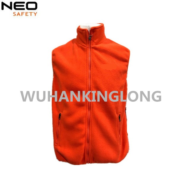 Made in China Cold-proof Outdoors Polar Fleece Vest