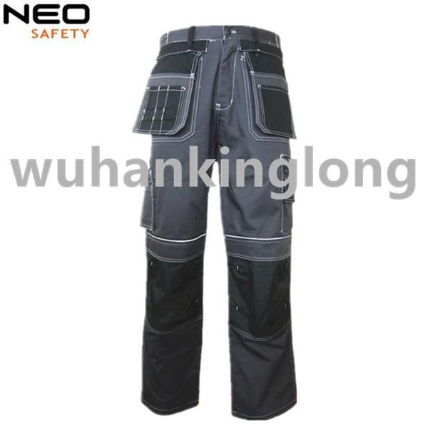 Fashion Detachable Pockets Heavy Work Pants