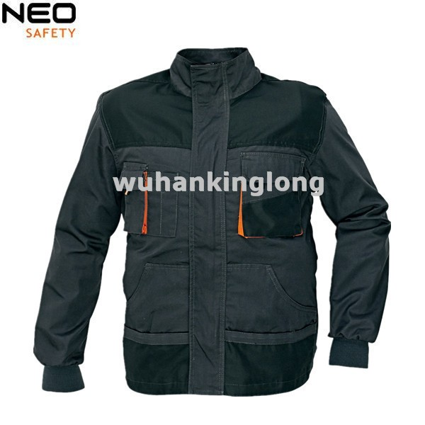 High Quality Mens Canvas Workwear Jacket