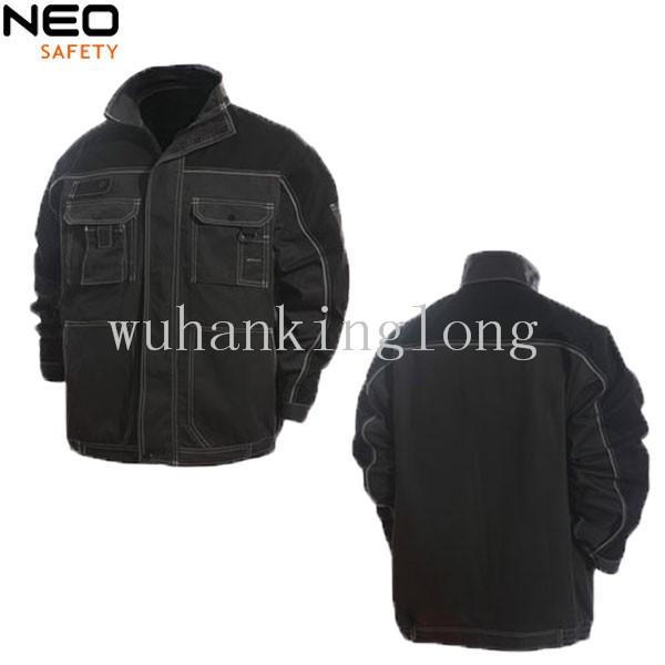 Manufacture Winter Jacket Workwear Canvas Labour Jacket for men