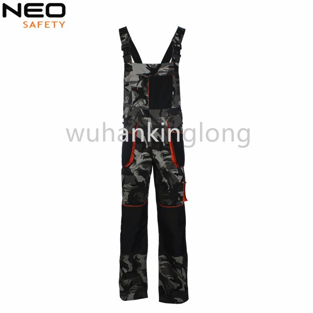 Manufacturer supply camouflage workwear with multi pockets