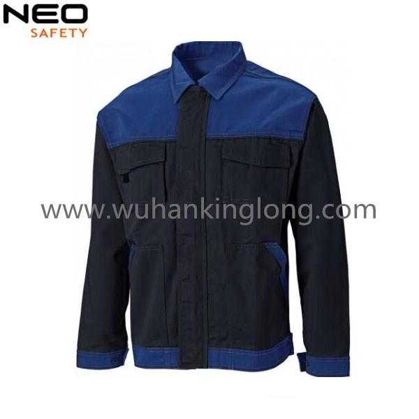 Mens Design Comfortable Jacket Stretch Workwear Jacket