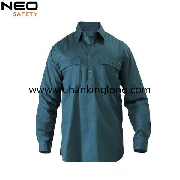 Mens Jacket Fashion  High Quality Canvas Work Jacket Outdoor Safety Workwear