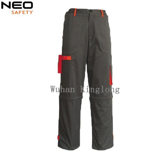 Mens Zip Off  Pants With Leg Detachable Design Wholesale