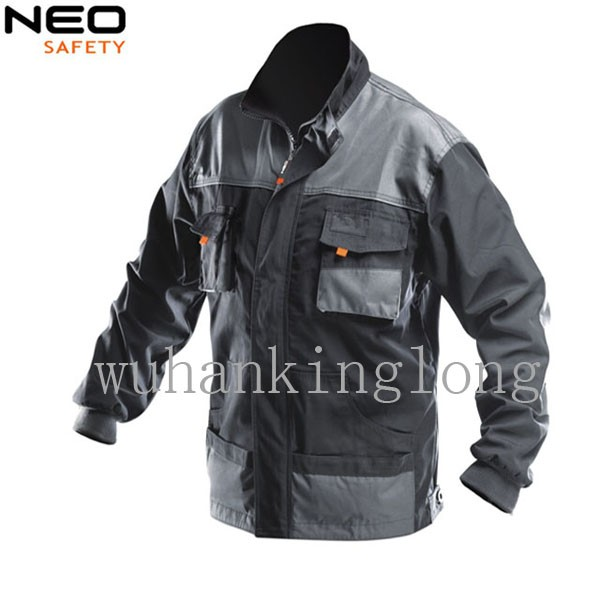 Multi Pocket Hot Sell Canvas Working Jacket