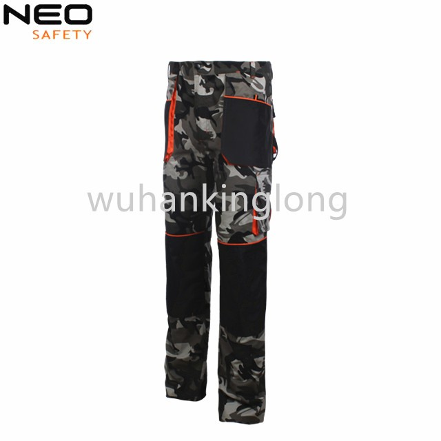 New style pants multi pocket camouflage working trousers