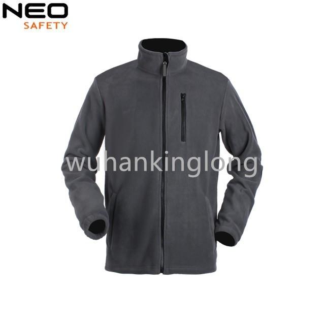 Polar fleece jacket outdoor jacket oxford fabric with workwear