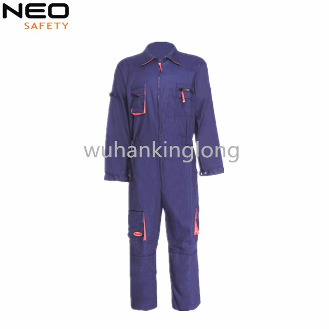 twill fabric power style workwear with high quality coverall